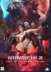 3D Kunoichi 2 Fall of the Shrinemaiden